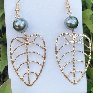 Taro Earrings